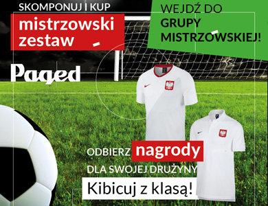 Paged :: Mistrzowski zestaw :: Kibicuj z klasą