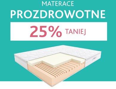 HILDING :: Materace prozdrowotne -25%