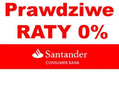 Prawdziwe Raty 0%