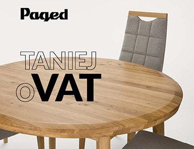 Paged :: Promocja taniej o VAT